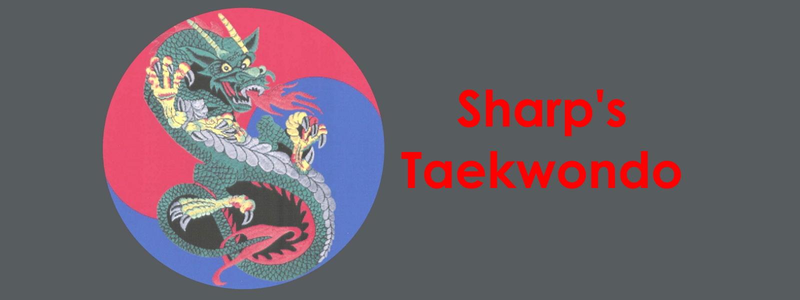 Sharp's TaeKwonDo